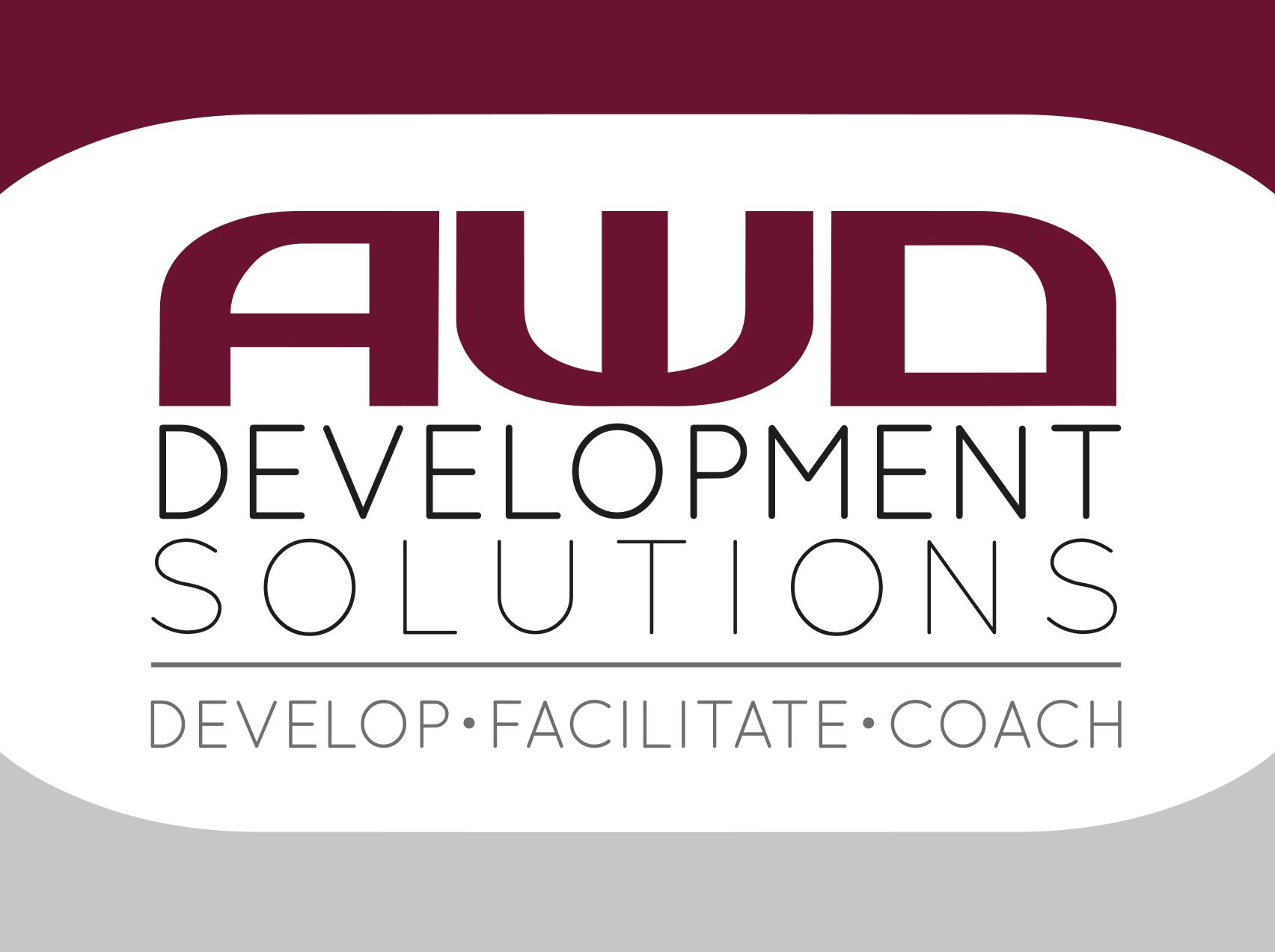 AWD development solutions logo team coaching