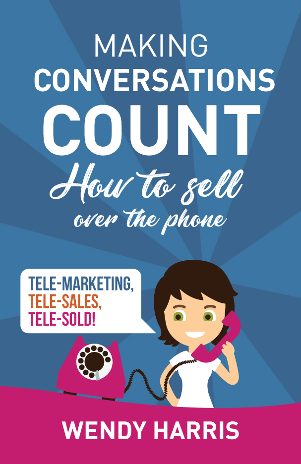 Making conversations count how to sell over the phone book