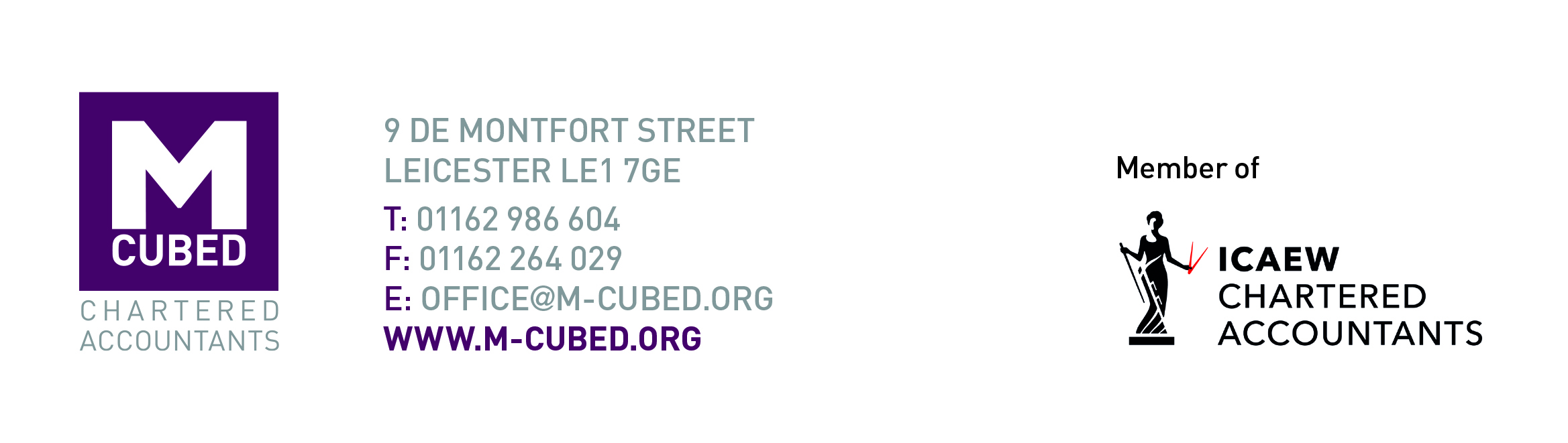 M Cubed tax specialists chartered accountants details