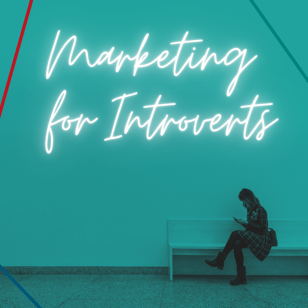 Marketing for Introverts - Podcast Cover Template