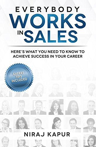 Niraj everybody works in sales
