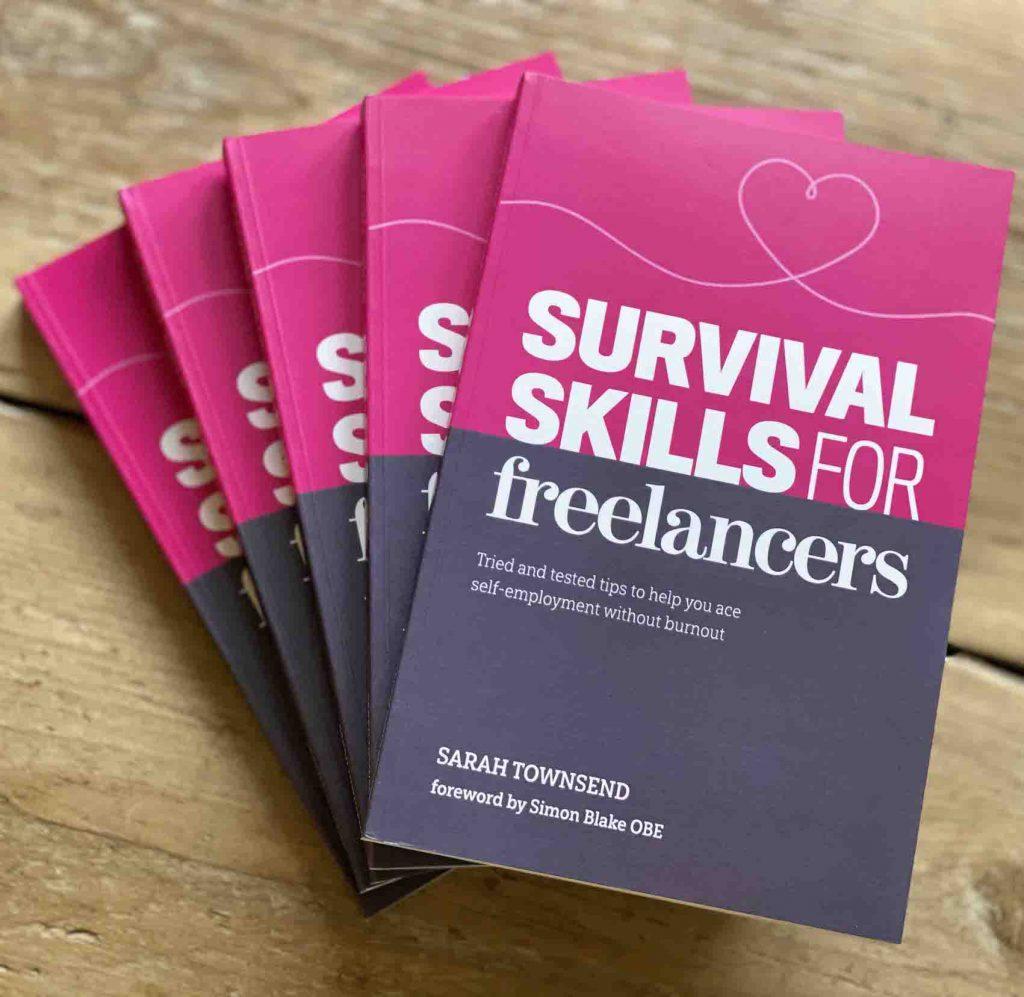 survival skills for freelancers sarah townsend