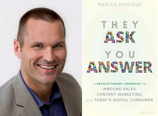 They Ask you answer marcus sherridan