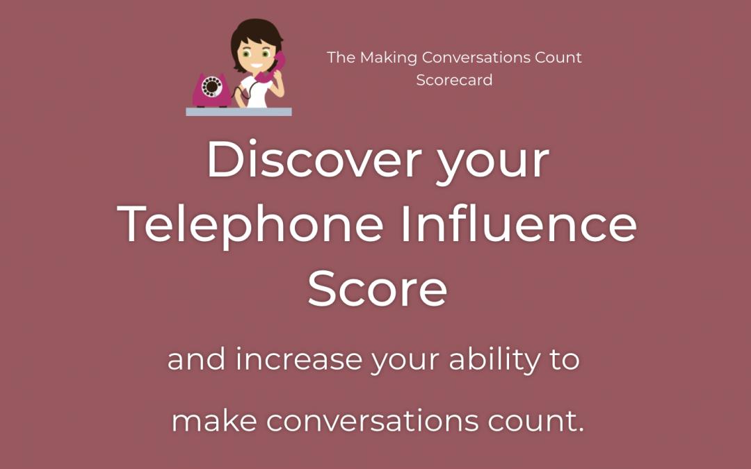 Wendy Harris – Free Telephone Influence Test