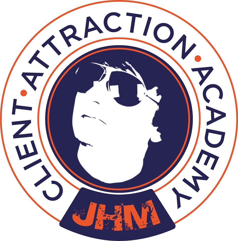 Jonny hates marketing client attraction academy