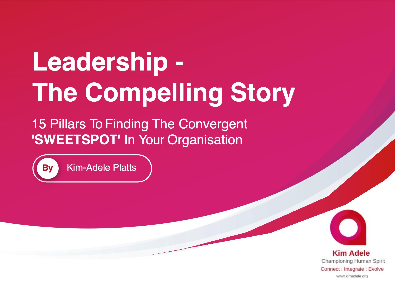 Kim-Adele Platts Leadership EBook coach