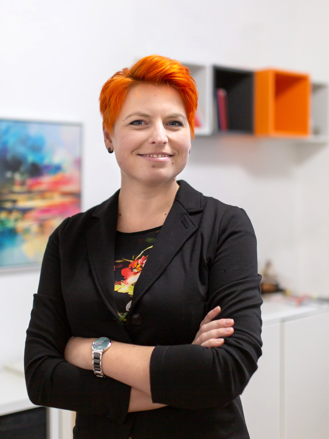 Marina Hauer branding specialist for coaches