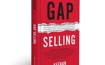 Gap Selling – Keenan